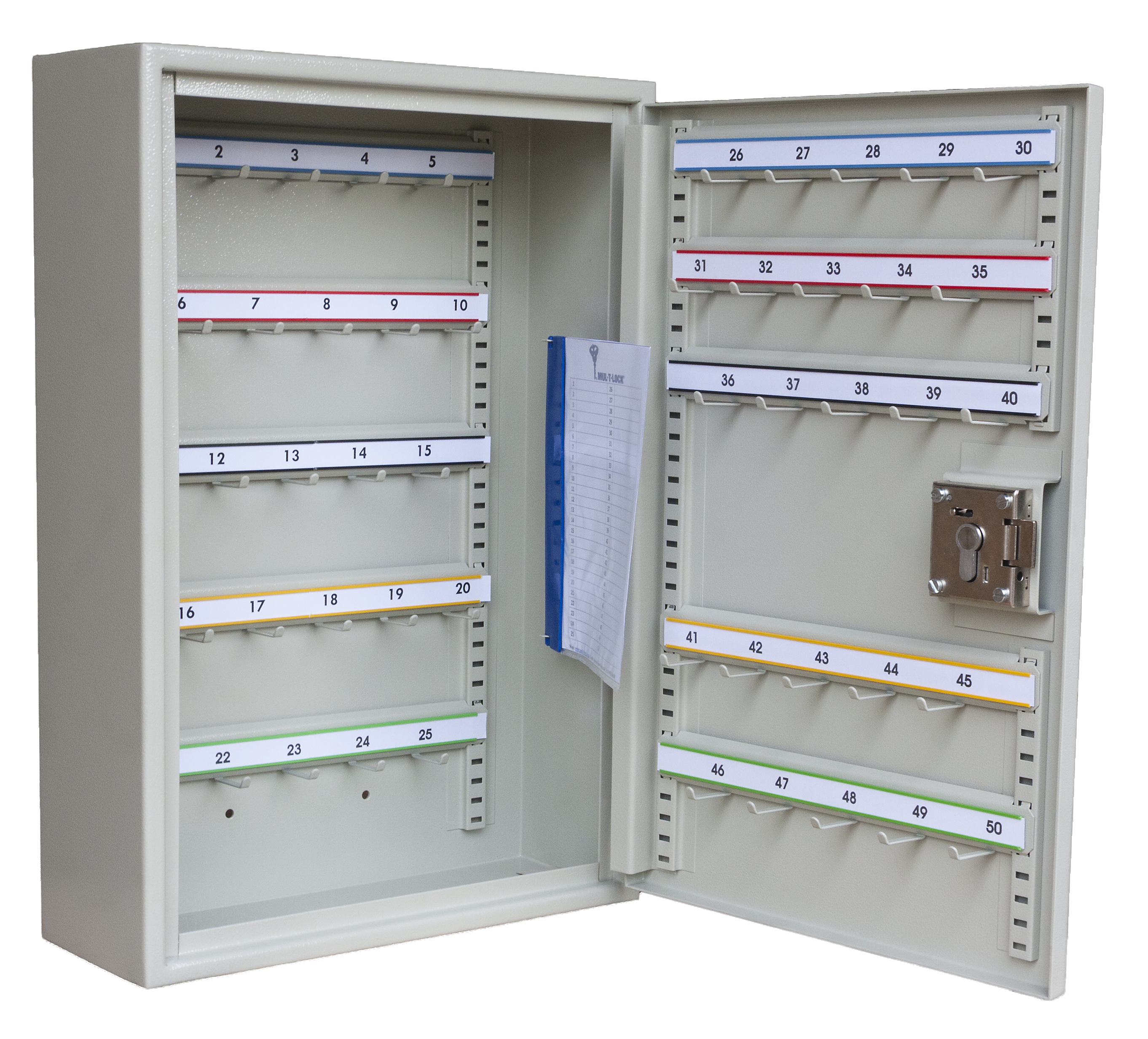 Extra Security Padlock/Bunches Cabinets