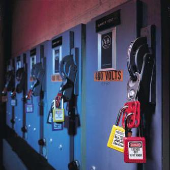 Safety Lockout
