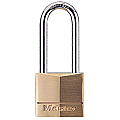 40mm Solid Brass Padlock, 51mm Shackle Length