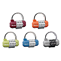 59mm Changeable Combination Padlock, Four Dials