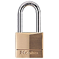 40mm Solid Brass Padlock, 38mm Shackle Length