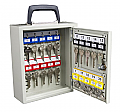 20 Hook, Adjustable Hook Mobile Key Cabinet