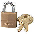 20mm Solid Brass Padlock