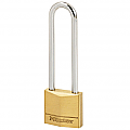 30mm Solid Brass Padlock, 64mm Shackle Length