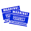 Replica Cameras - Warning Signs