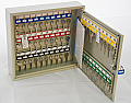 50 Hook, Adjustable Hook Key Cabinet