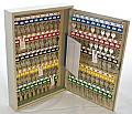100 Hook, Adjustable Hook Key Cabinet