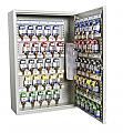 50 Hook, Adjustable Hook Padlock Cabinet