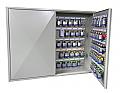 100 Hook, Adjustable Hook Padlock Cabinet