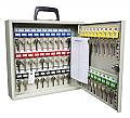50 Hook, Adjustable Hook Mobile Key Cabinet