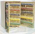 300 Hook, Adjustable Hook Key Cabinet